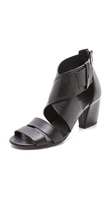 CoSTUME NATIONAL Dora Low Sandals