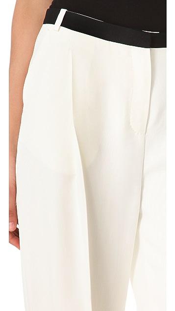 CoSTUME NATIONAL Tux Pants