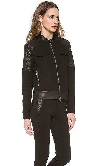 CoSTUME NATIONAL Biker Jacket