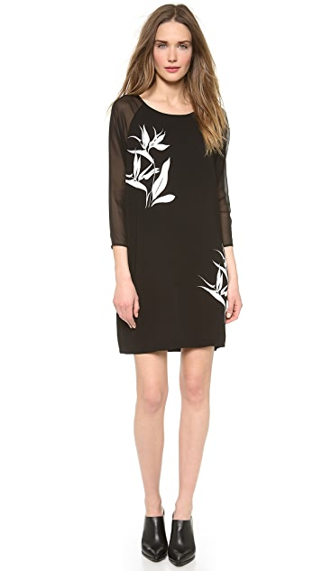 CoSTUME NATIONAL T-Shirt Dress