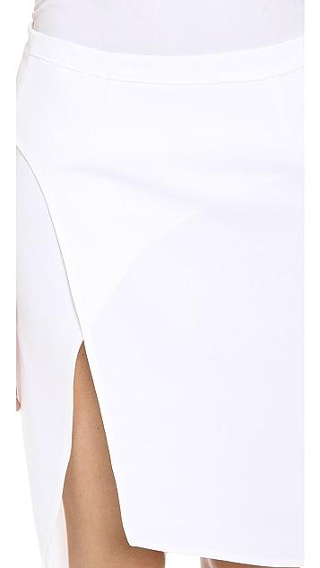 CoSTUME NATIONAL Pencil Skirt