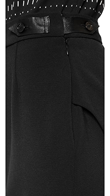 CoSTUME NATIONAL Pencil Skirt