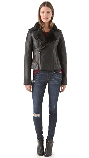 Cote By Improvd Lou Leather Jacket