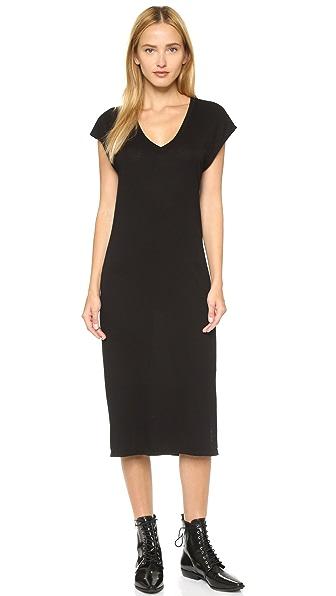 Sale alerts for  The V Neck Midi Dress - Covvet