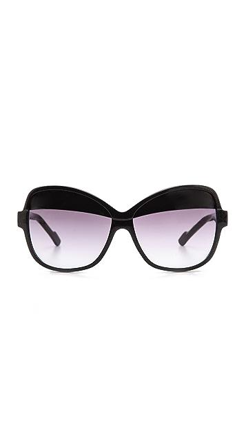Courreges Gradient Sunglasses