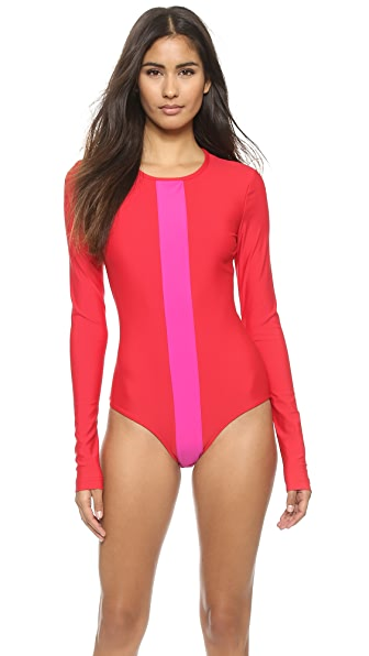Sale alerts for  Long Sleeve Swimsuit - Covvet