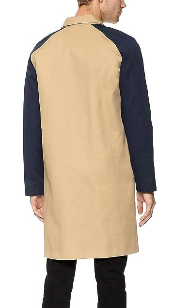 Christopher Raeburn Raglan Mac Jacket