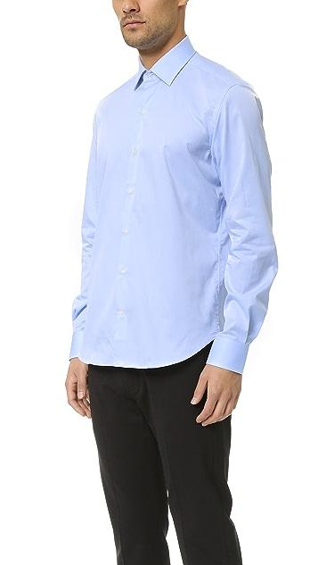 Culturata Point Collar Shirt