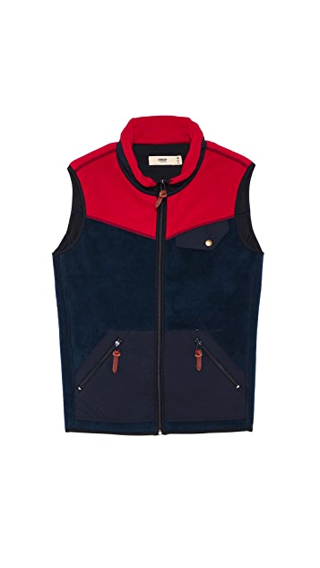 Creep Polar Fleece Chiller Vest
