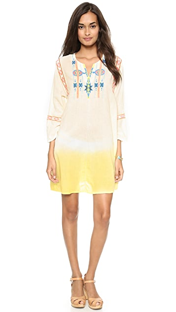 Christophe Sauvat Collection Sioux Tunic