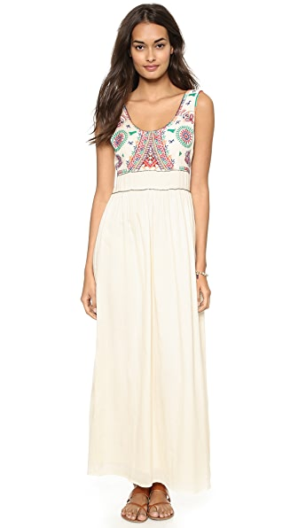 Christophe Sauvat Collection Malibu Sleeveless Cover Up Dress