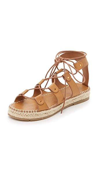 Charlotte Stone Joni Espadrille Gladiator Sandals
