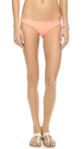 Citrine Swim Raglan Bikini Bottoms