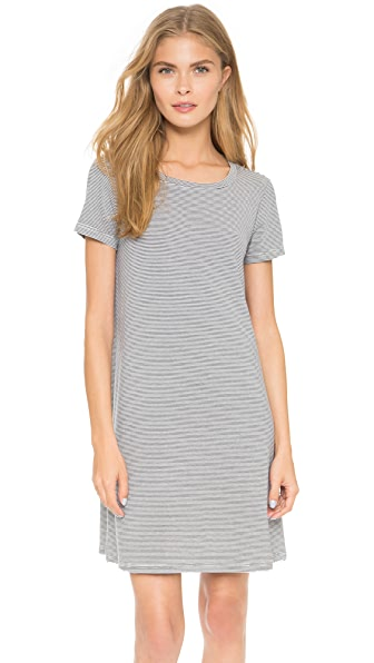 Cupcakes And Cashmere Newport T-Shirt Dress - Navy