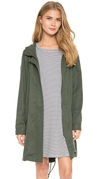 cupcakes and cashmere Bodega Hooded Coat | SHOPBOP
