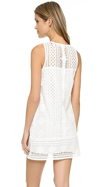 cupcakes and cashmere Luka Lace Dress