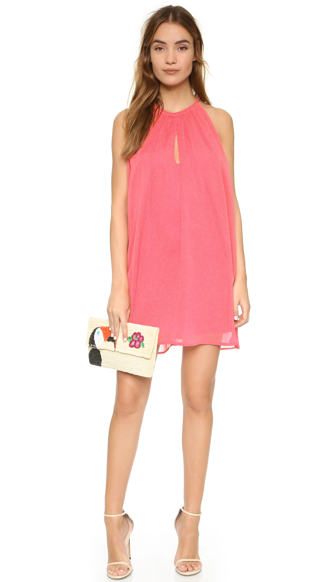 cupcakes and cashmere Sonoma Trapeze Dress | SHOPBOP