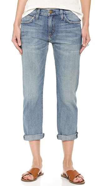 Current/Elliott The Boyfriend Jeans - Super Loved