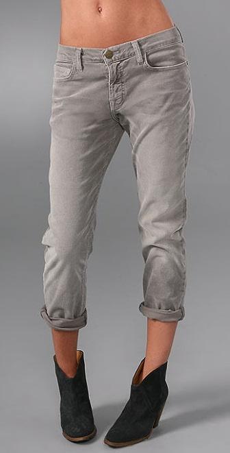 Current/Elliott The Corduroy Boyfriend Pants