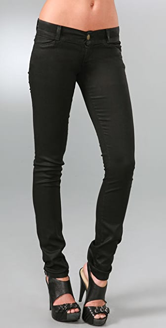 Current/Elliott The Waxed Legging Jeans