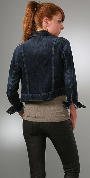 Current/Elliott The Snap Jacket