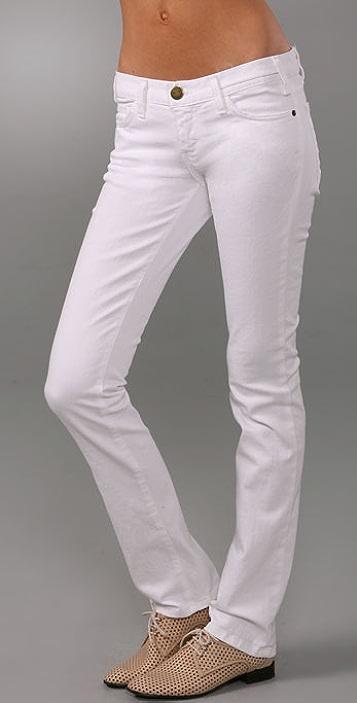 Current/Elliott Straight Leg Jeans