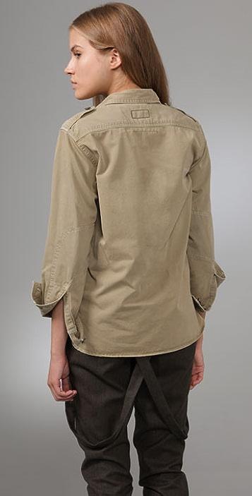 Current/Elliott The Ranger Shirt