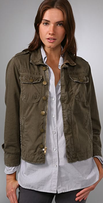 Current/Elliott The Soldier Jacket