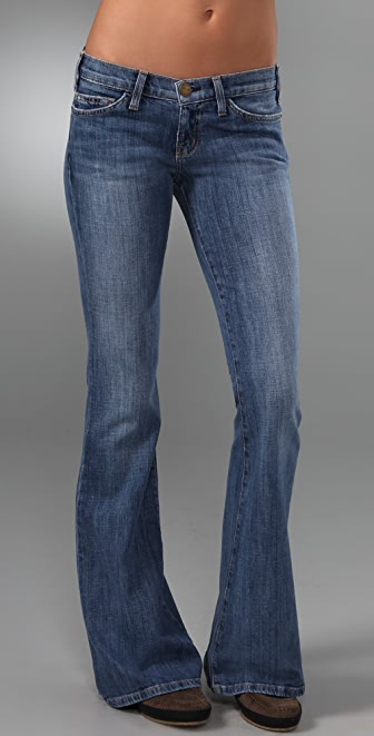 Current/Elliott The Lowbell Flare Jeans