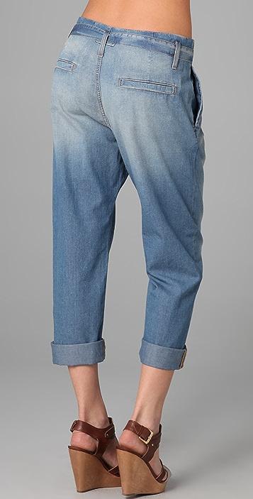 Current/Elliott The Paper Bag Boyfriend Jeans
