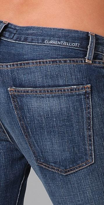 Current/Elliott The Boy Genius Jeans