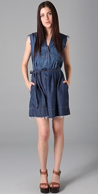 Current/Elliott The Craftsman Smock Dress