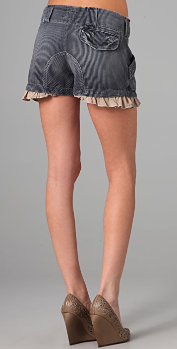 Current/Elliott The Kiddo Shorts