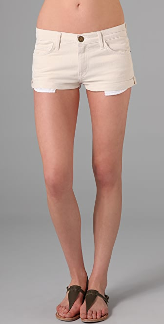 Current/Elliott The Girlfriend Shorts