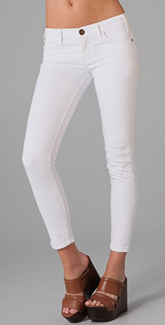 Current/Elliott The Stiletto Skinny Jeans
