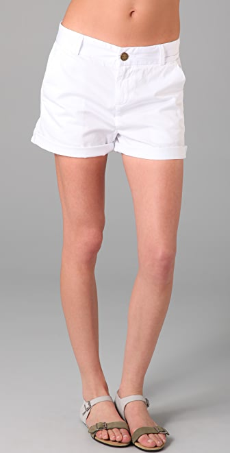 Current/Elliott Shorty Captain Shorts