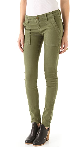 Current/Elliott The Combat Skinny Jeans