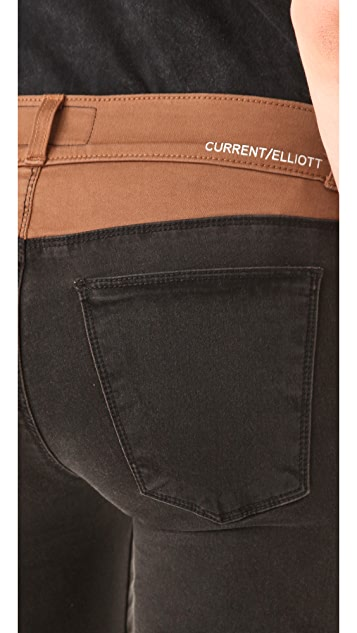 Current/Elliott The Rider Legging Jeans