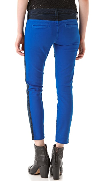 Current/Elliott The Harvest Tux Trouser Jeans