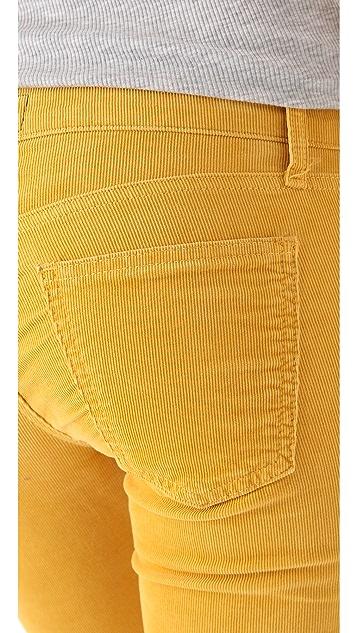 Current/Elliott The Skinny Corduroy Pants
