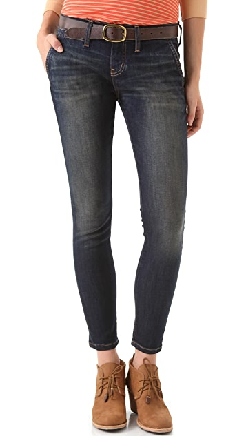 Current/Elliott The Harvest Stiletto Jeans