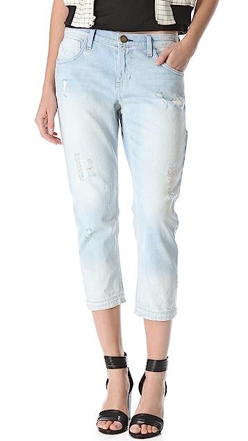 Current/Elliott The Carpenter Cropped Jeans