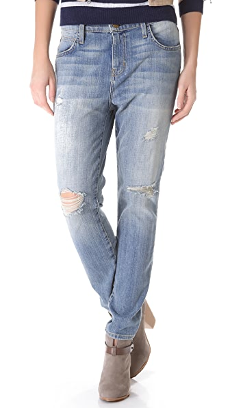 Current/Elliott The Slouchy Stiletto Jeans