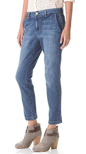 Current/Elliott The Buddy Trouser Jeans