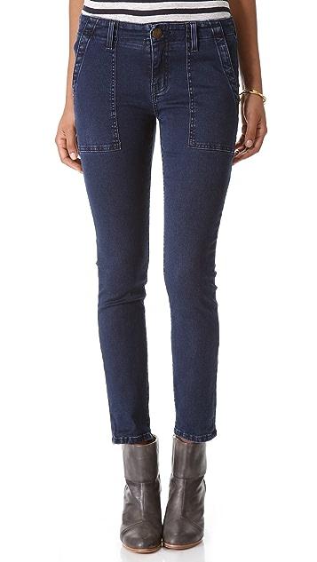 Current/Elliott The Combat Stiletto Jeans