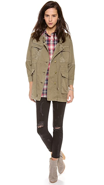 Current/Elliott The Military Parka