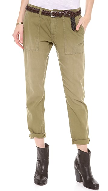 Current/Elliott The Army Buddy Trousers
