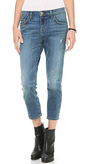 Current/Elliott The Skinny Boyfriend Jeans