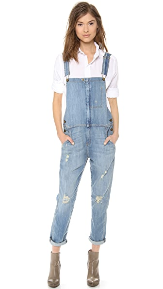 Current/Elliott The Ranchhand Overalls