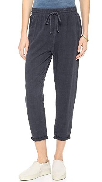 Current/Elliott The Drawstring Lounge Trouser